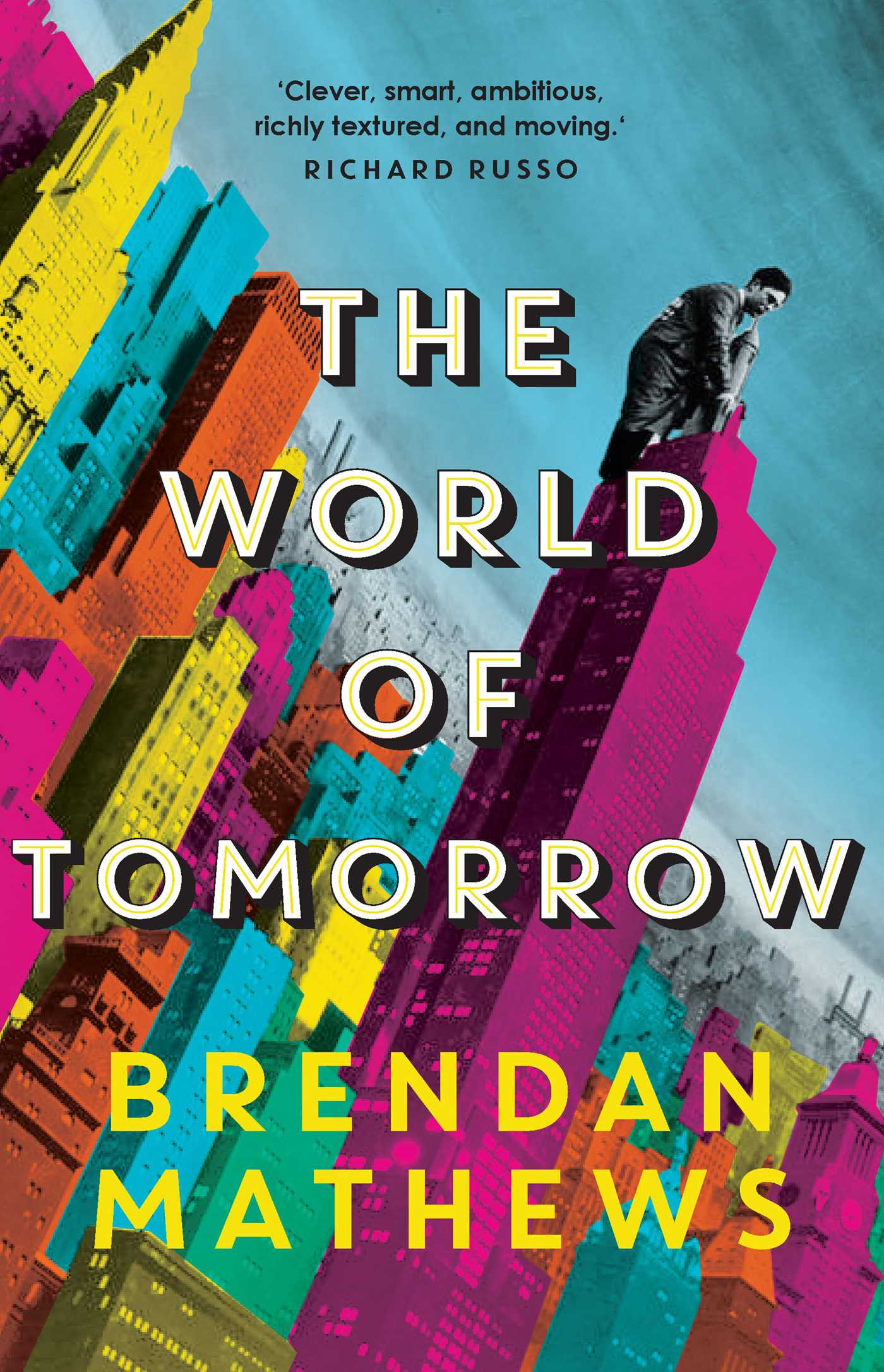 World of tomorrow 9781925640618 hr