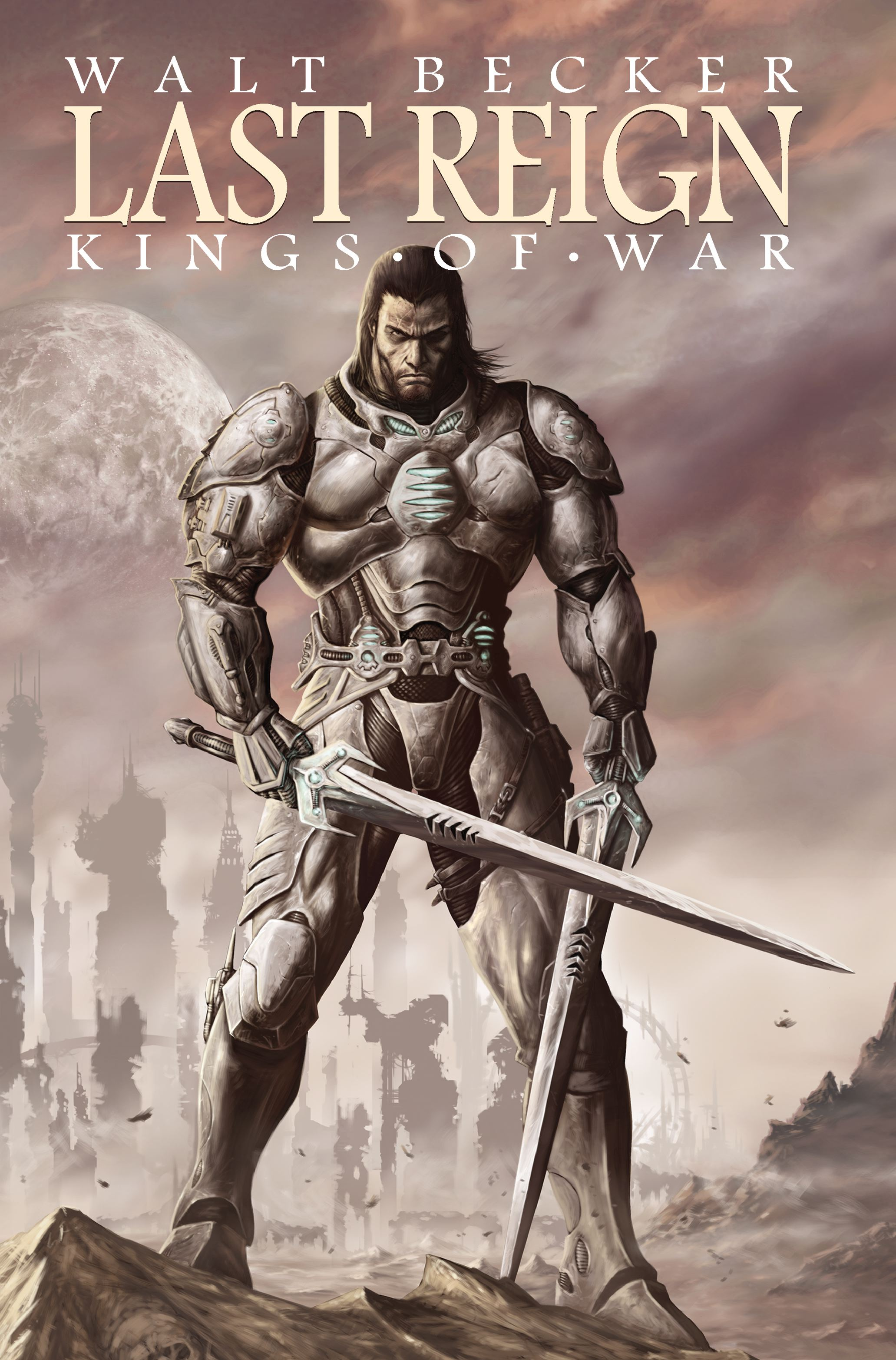 Last reign kings of war 9781934506929 hr
