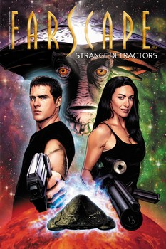 Farscape Vol 2: Strange Detractors (Hardcover)