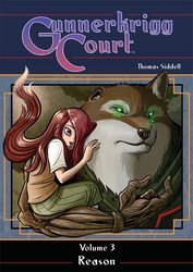 Gunnerkrigg Court Volume 3: Reason