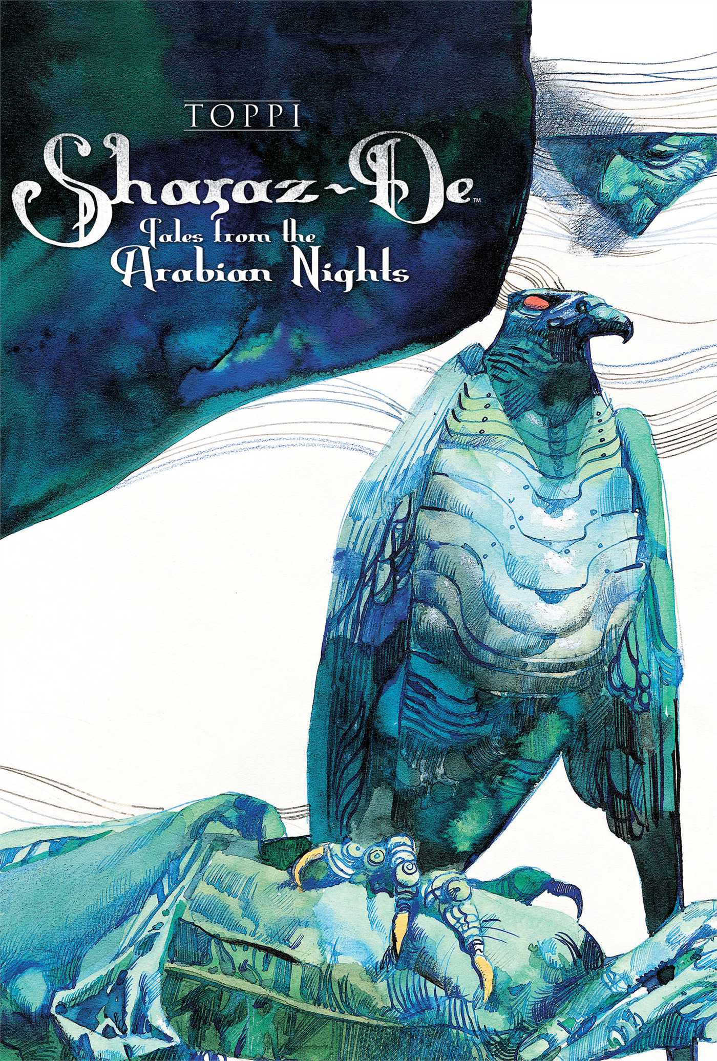 Sharaz-de-tales-from-the-arabian-nights-9781936393480_hr