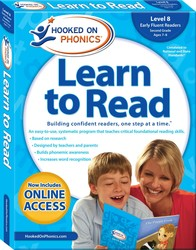 Hooked on Phonics Learn to Read - Level 8