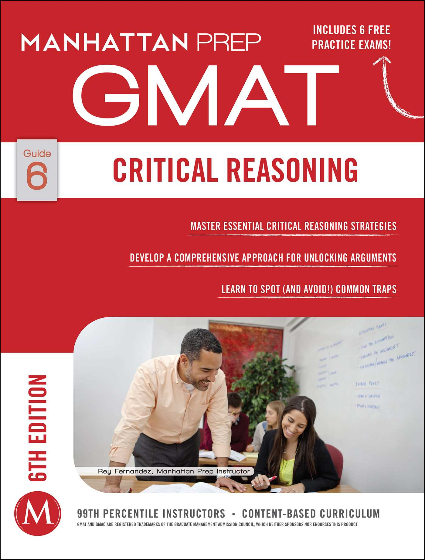 Gmat critical reasoning 9781941234013 hr