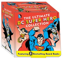 The Ultimate DC Super Hero Collection