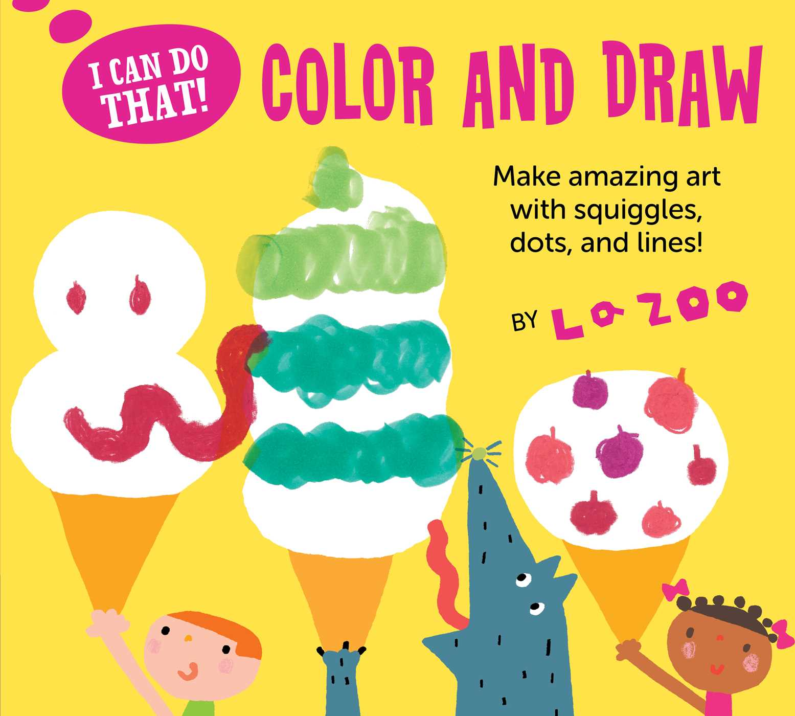I can do that color draw 9781941367483 hr