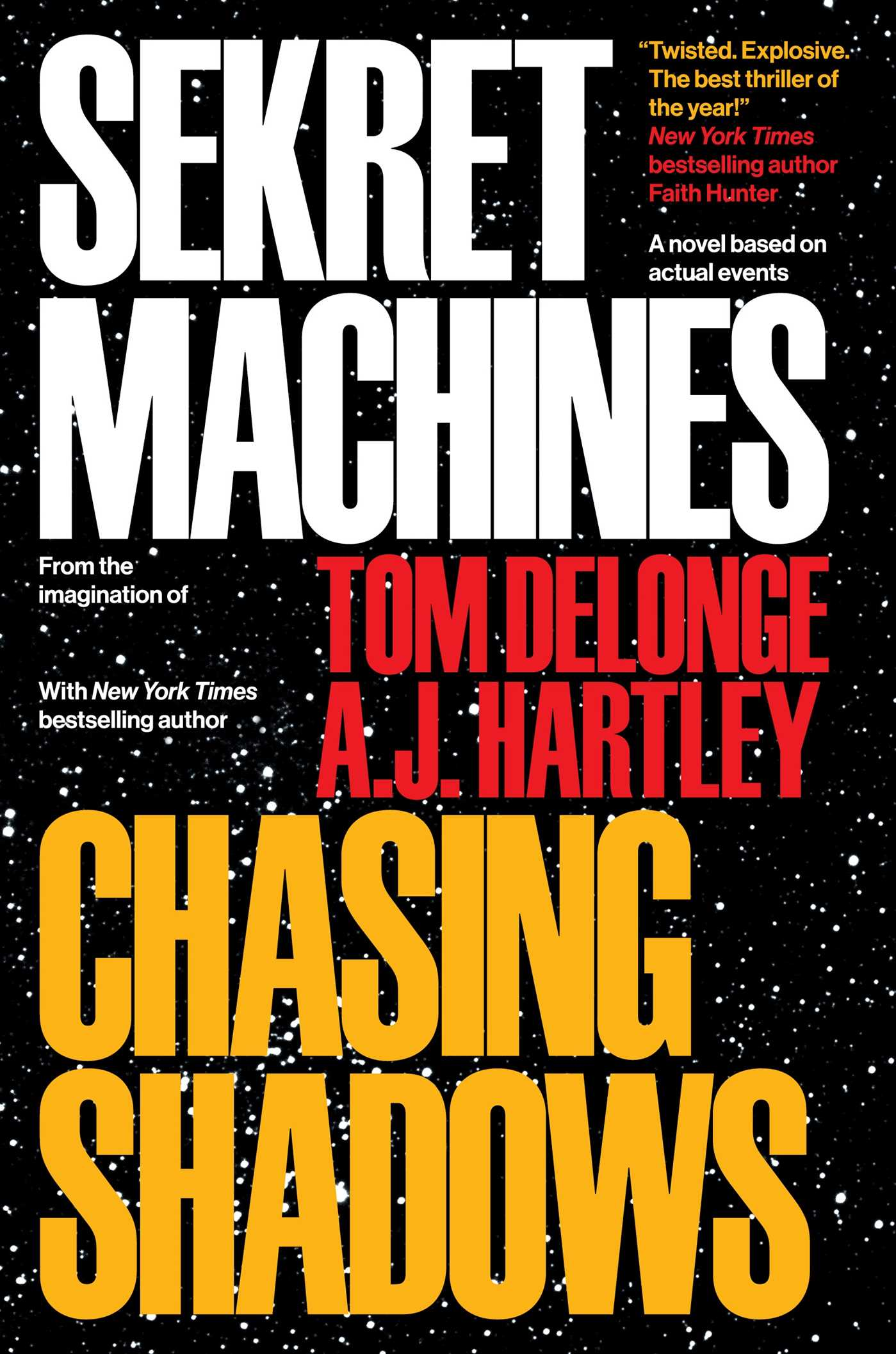 Sekret machines book 1 chasing shadows 9781943272297 hr