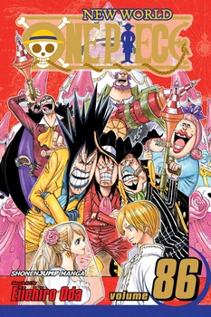 One Piece, Vol. 86