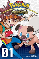 Pokémon Horizon: Sun & Moon, Vol. 1
