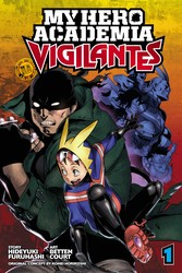 My Hero Academia: Vigilantes, Vol. 1