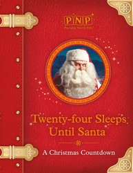 Twenty-Four Sleeps Until Santa