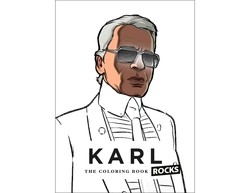 Karl Rocks: Coloring Book