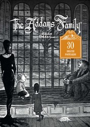 The Addams Family, 30 Deluxe Postards