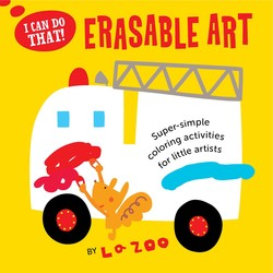 I Can Do That: Erasable Art