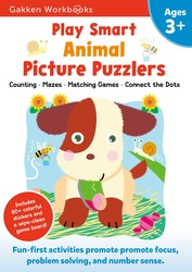 Play Smart Animal Picture Puzzlers 3+