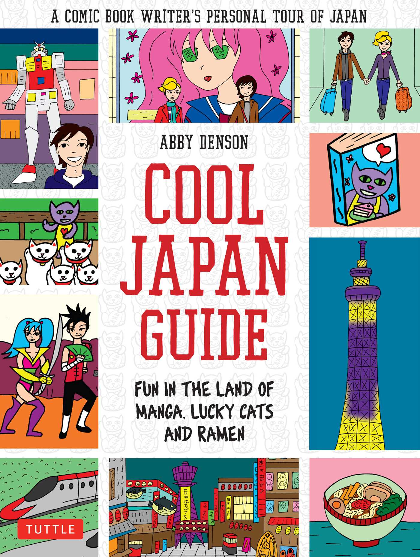 Cool japan guide 9784805312797 hr