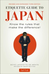 Etiquette Guide to Japan