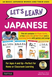 Let's Learn Japanese Kit