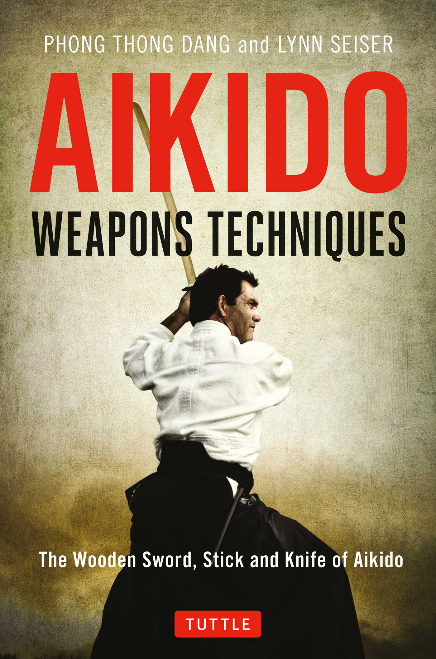 Aikido weapons techniques 9784805314296 hr