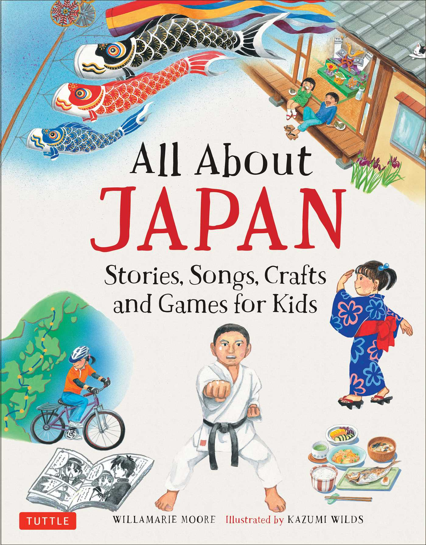 All about japan 9784805314401 hr