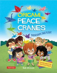 The Origami Peace Cranes