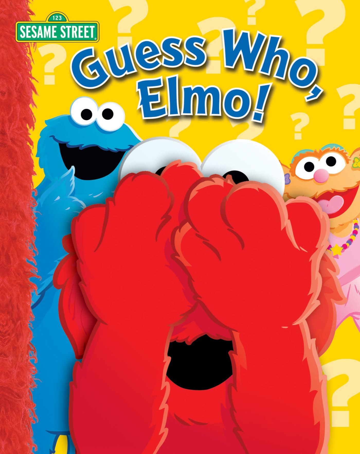 Sesame street guess who elmo 9780794412111.in01