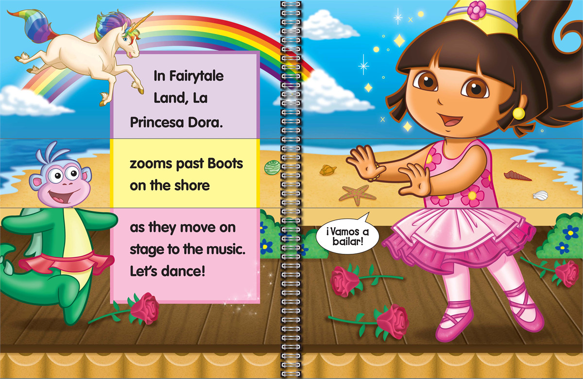 Dora-the-explorer-mix-match-dress-up-9780794424756.in01