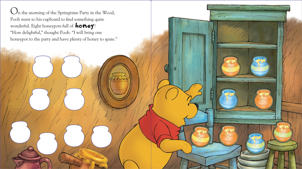 Disney-winnie-the-pooh-honey-to-share-9780794425289.in01
