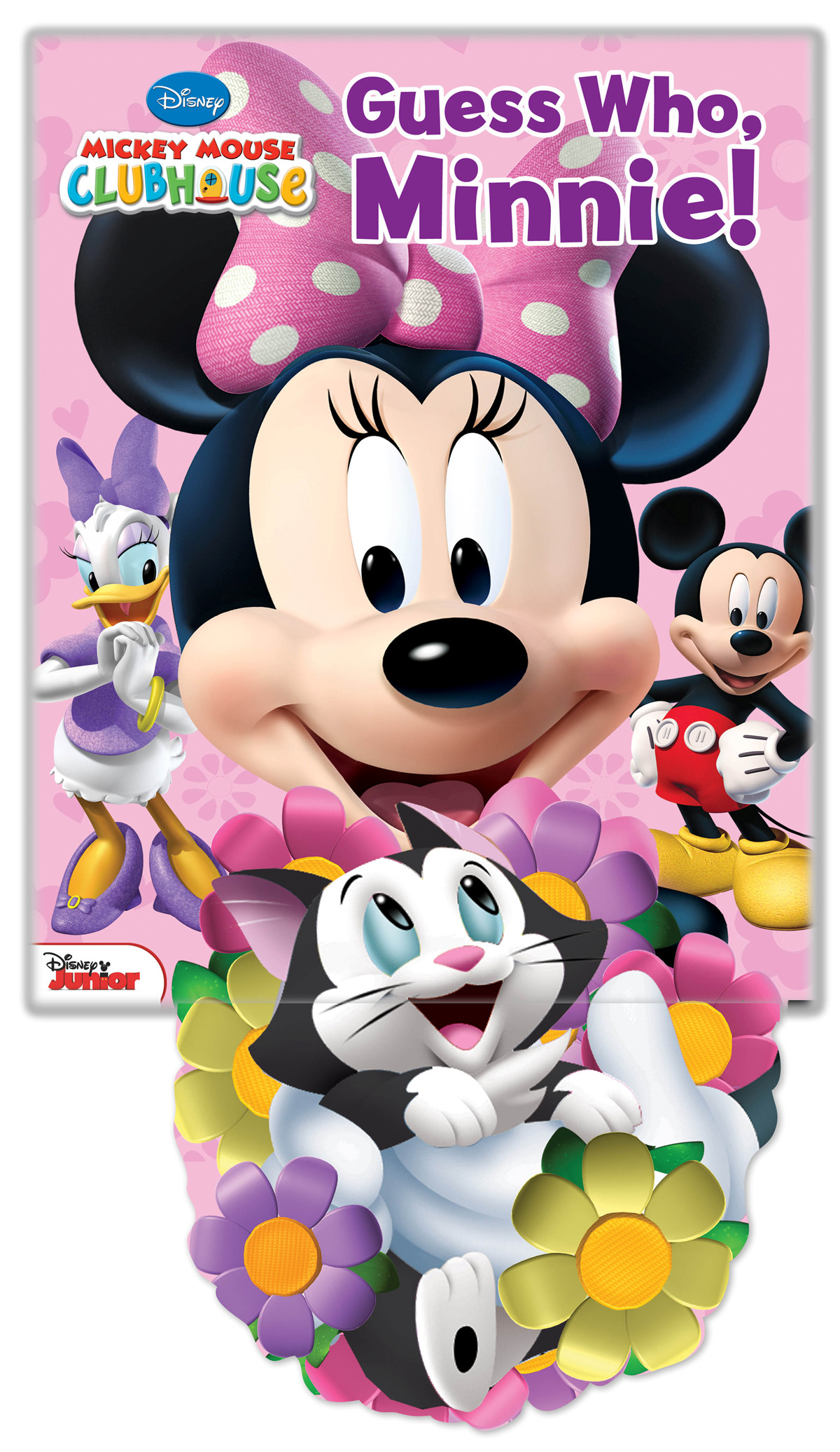 Disney guess who minnie! 9780794425555.in01