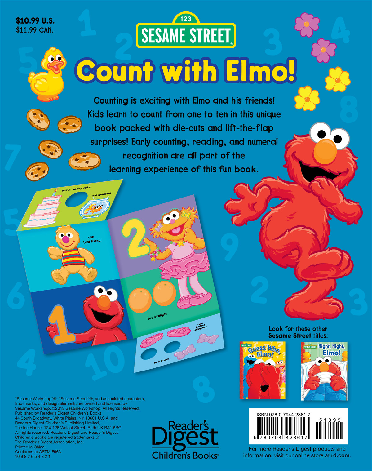 Sesame Street Count on Elmo Sesame-street-count-with
