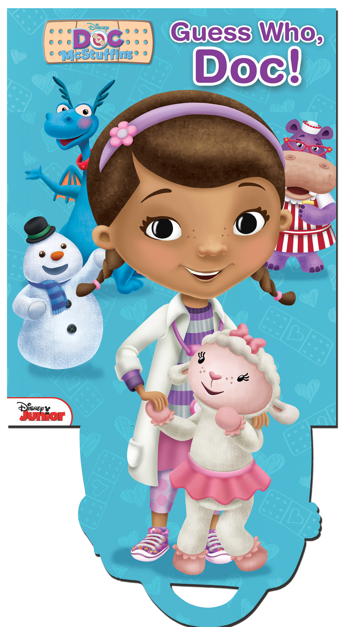 Disney doc mcstuffins guess who doc! 9780794430054.in01