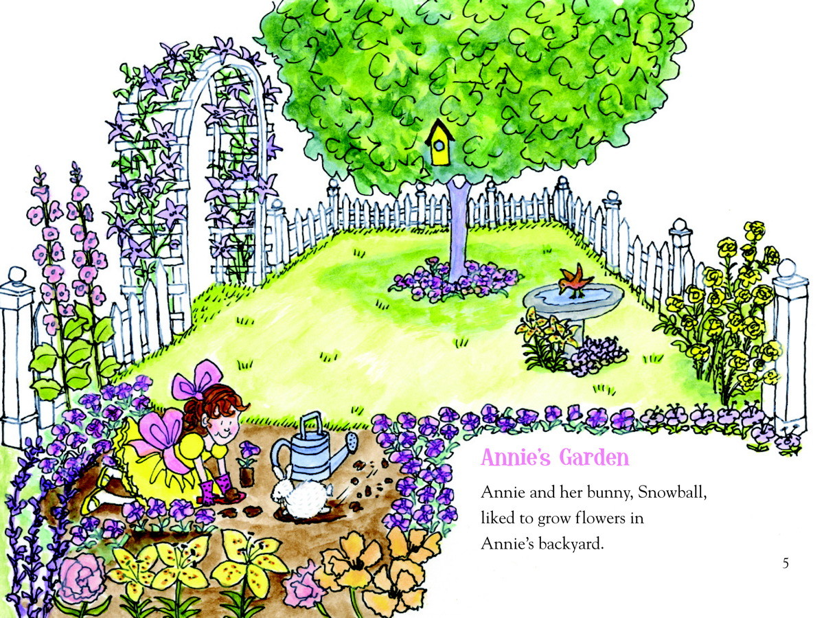 Annie and snowball and the pink surprise 9781416909415.in01