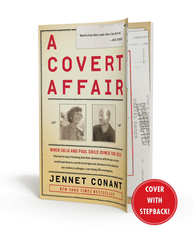 A covert affair 9781439163535.in01