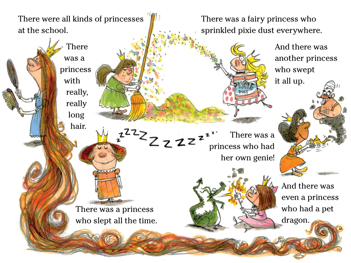 The really rotten princess 9781442433250.in01