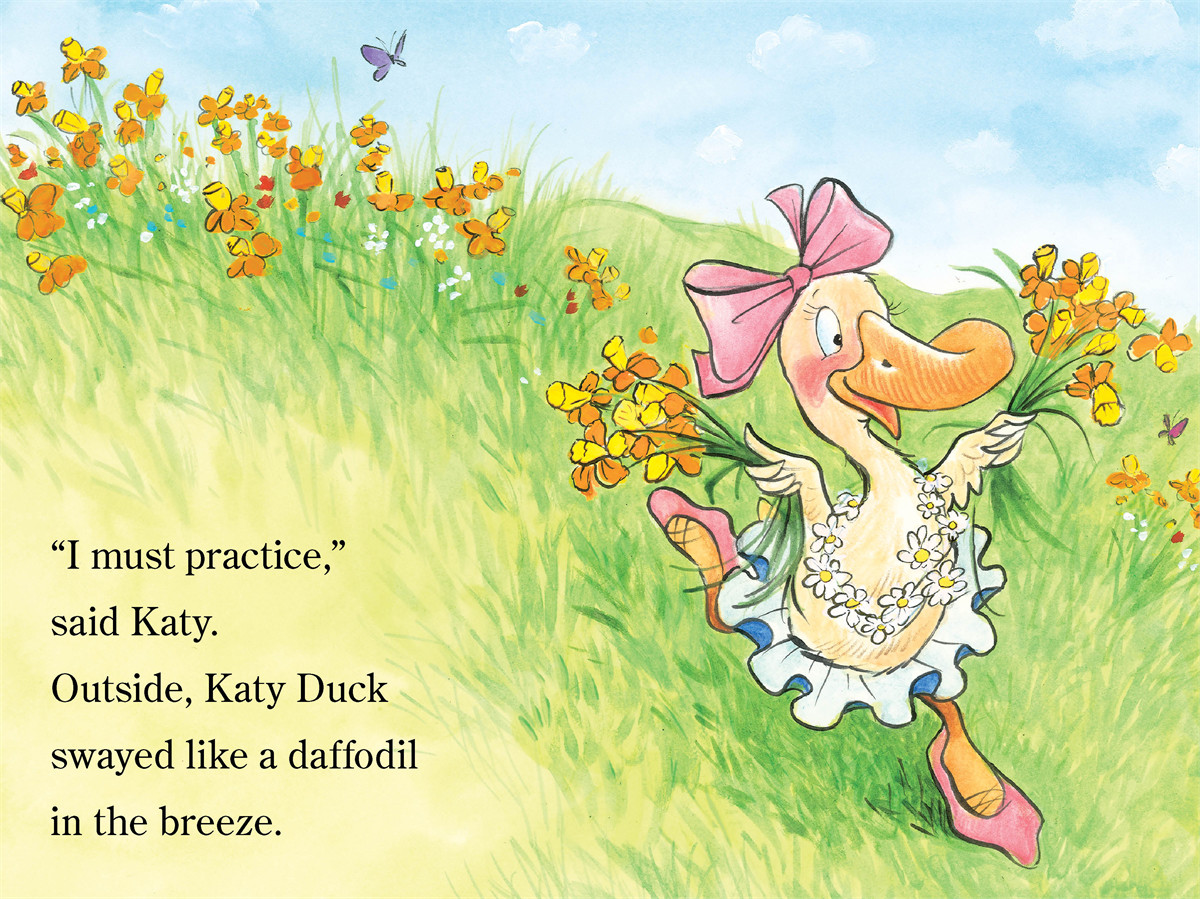 Katy duck flower girl 9781442472785.in01