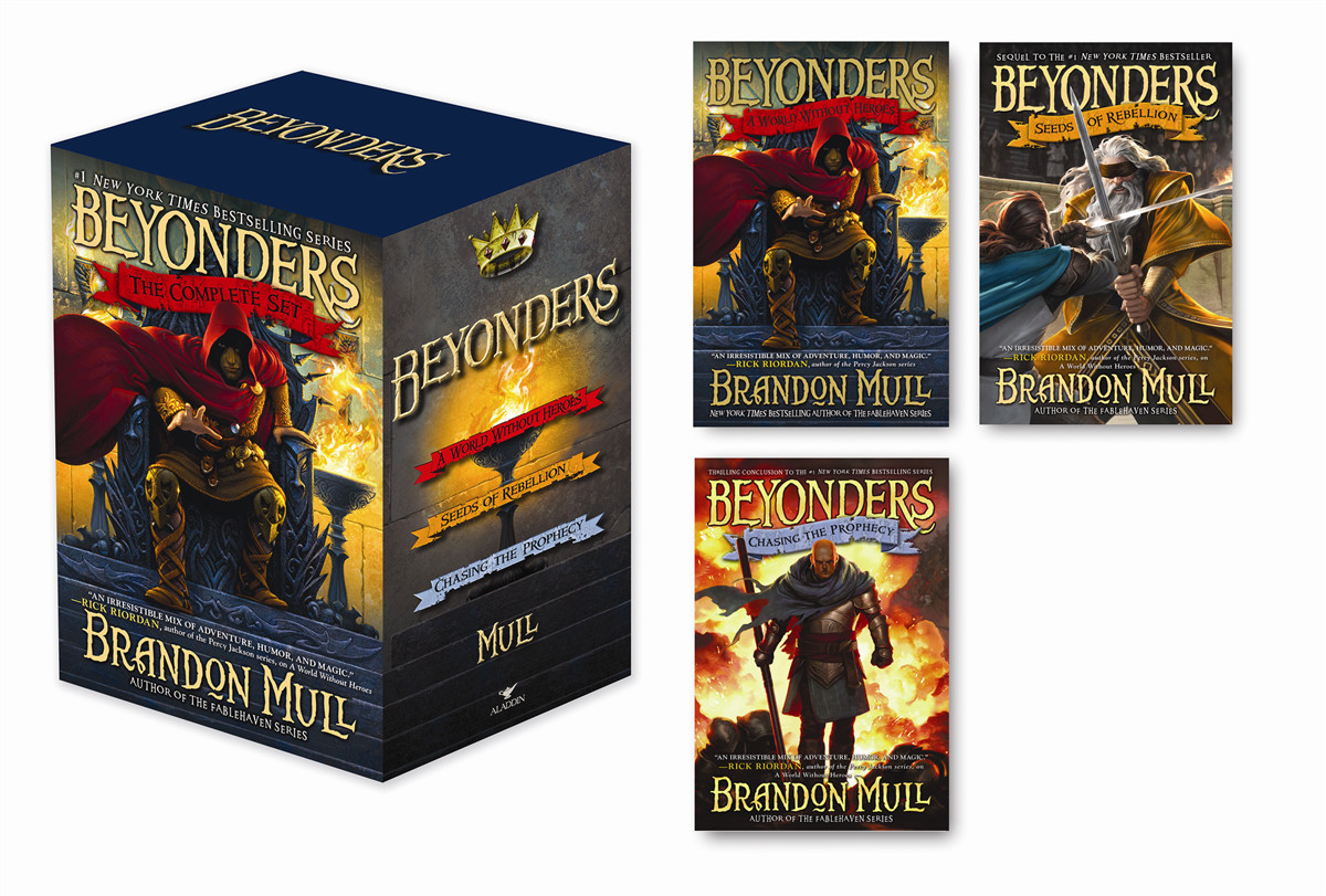 Beyonders-the-complete-set-9781442485938.in01
