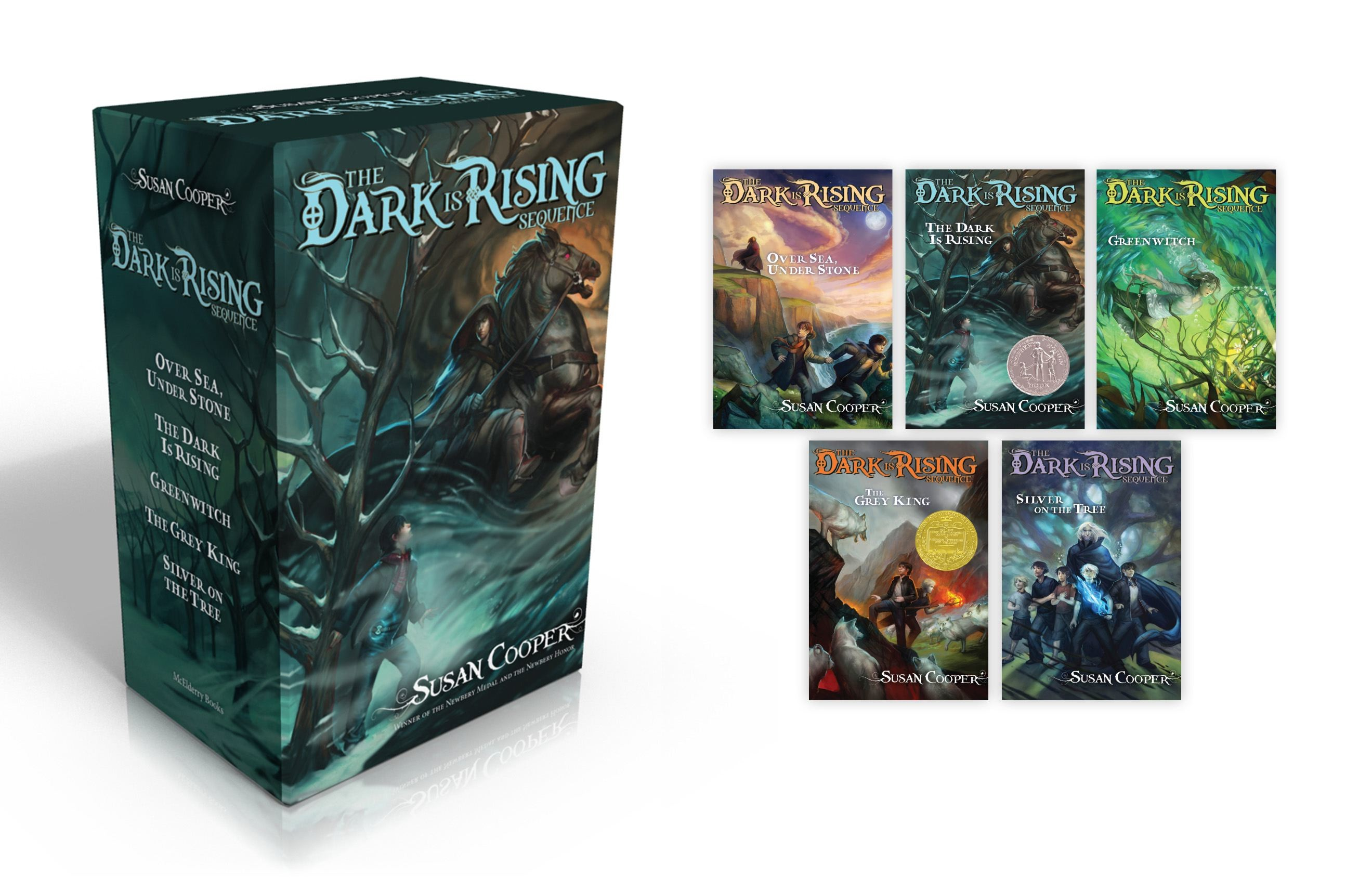 The dark is rising sequence 9781442489677.in01