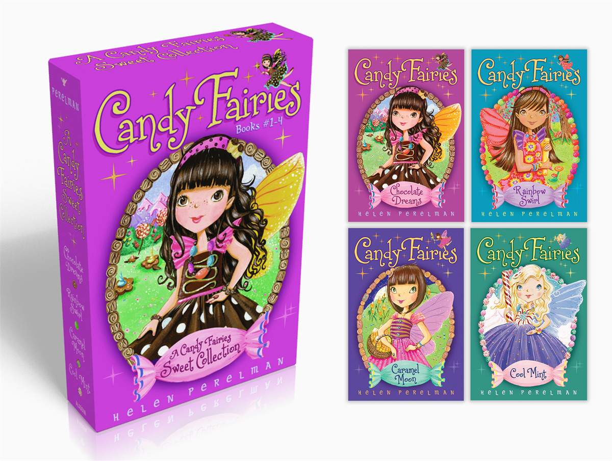 A candy fairies sweet collection 9781442493902.in01