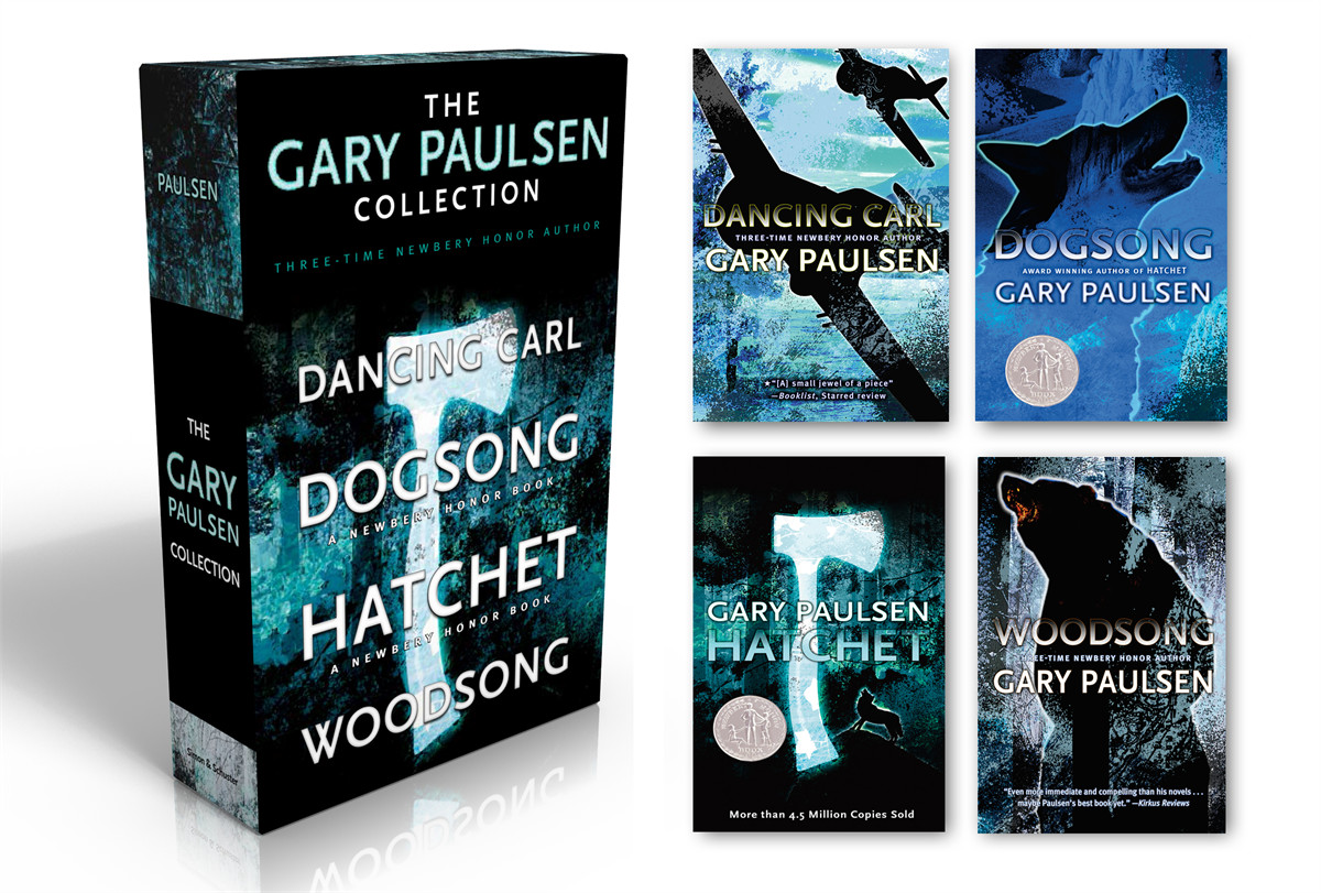 The gary paulsen collection 9781442497788.in01
