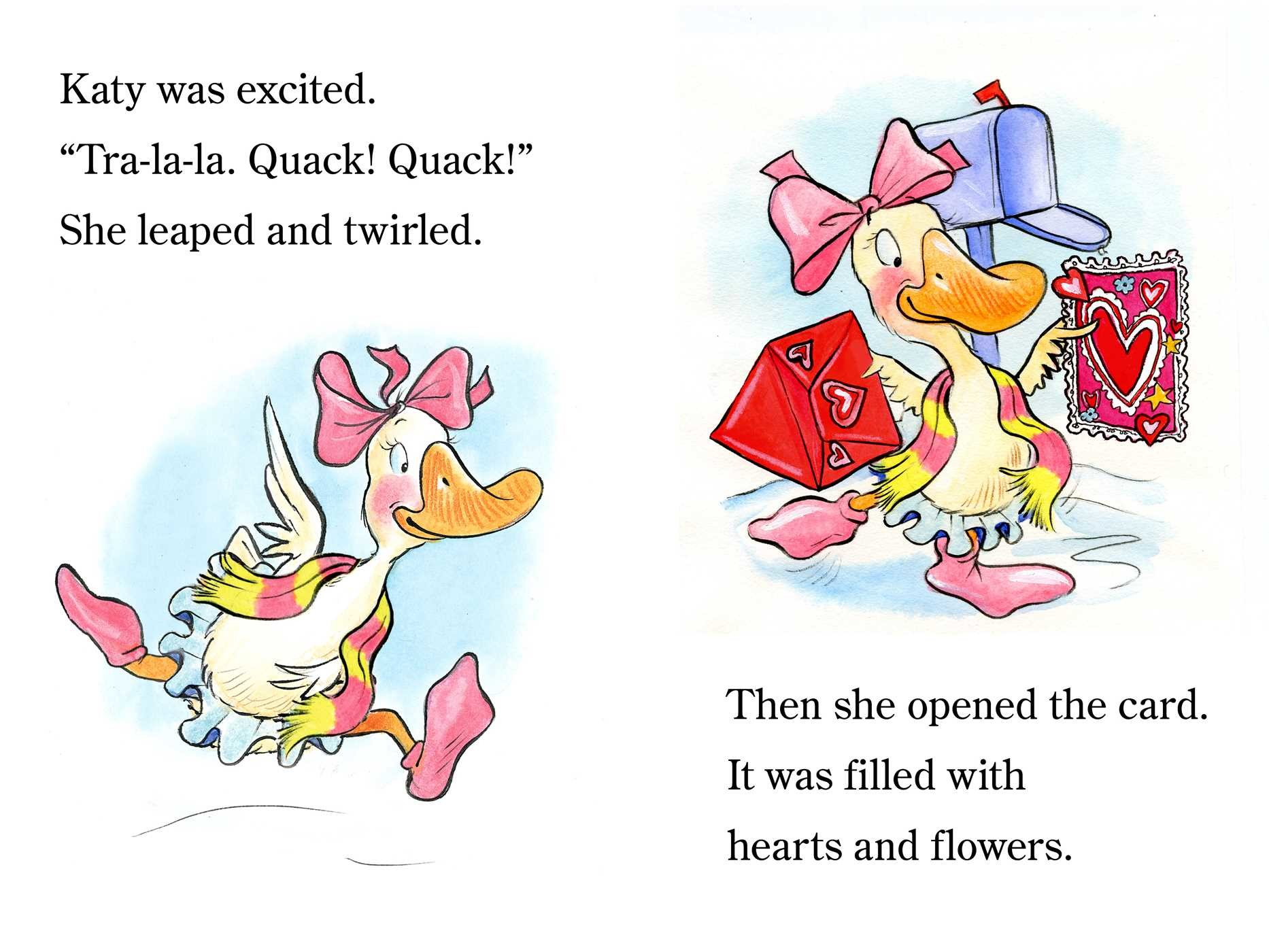 Katy duck and the secret valentine 9781442498099.in01