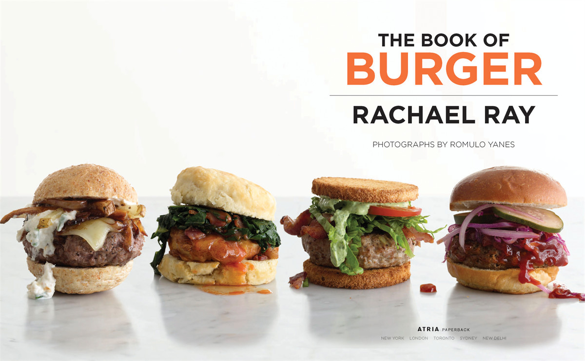 The book of burger 9781451659696.in01