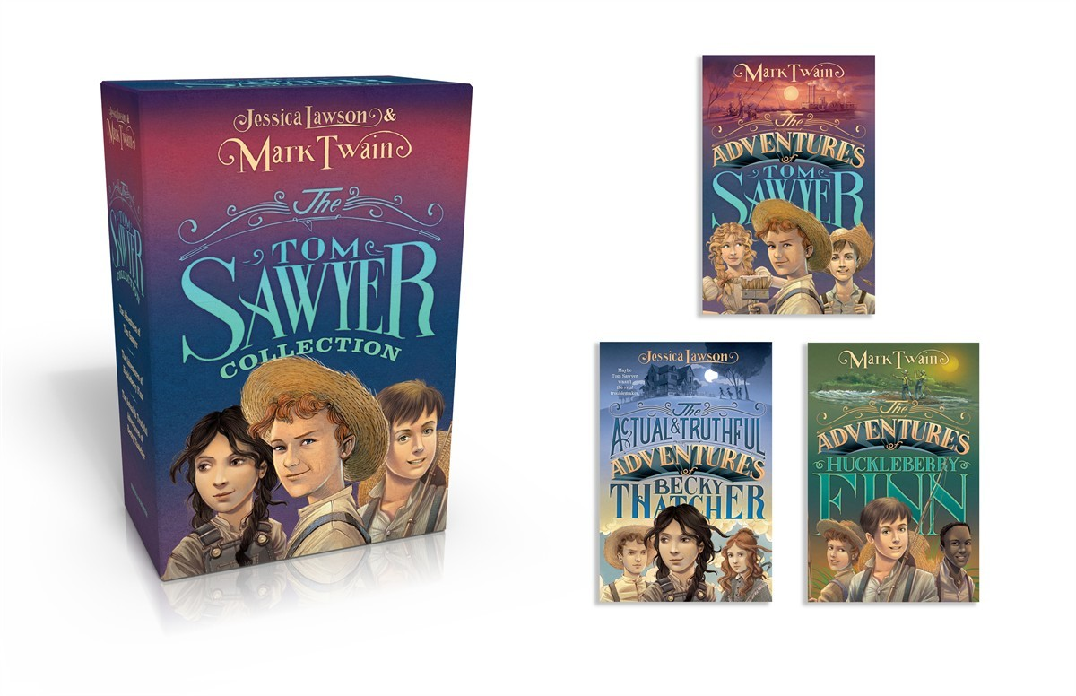 The tom sawyer collection 9781481405362.in01