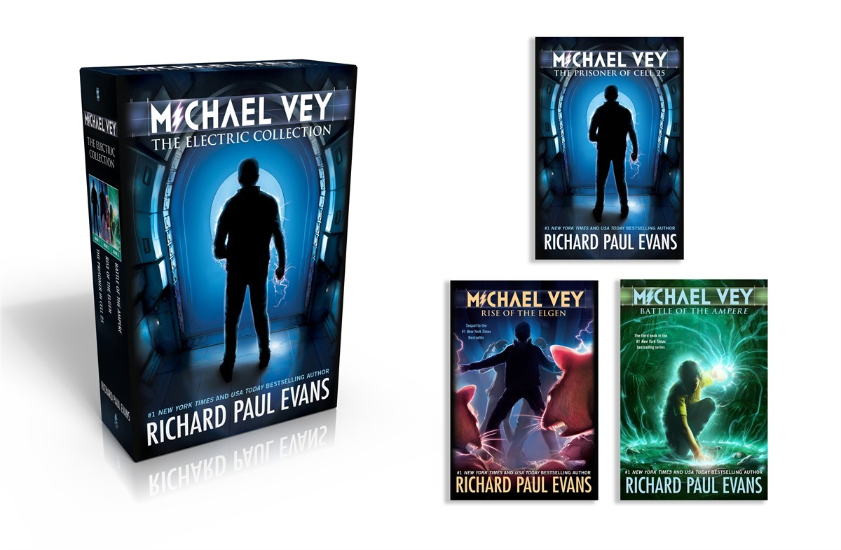 Michael vey the electric collection 9781481414111.in01