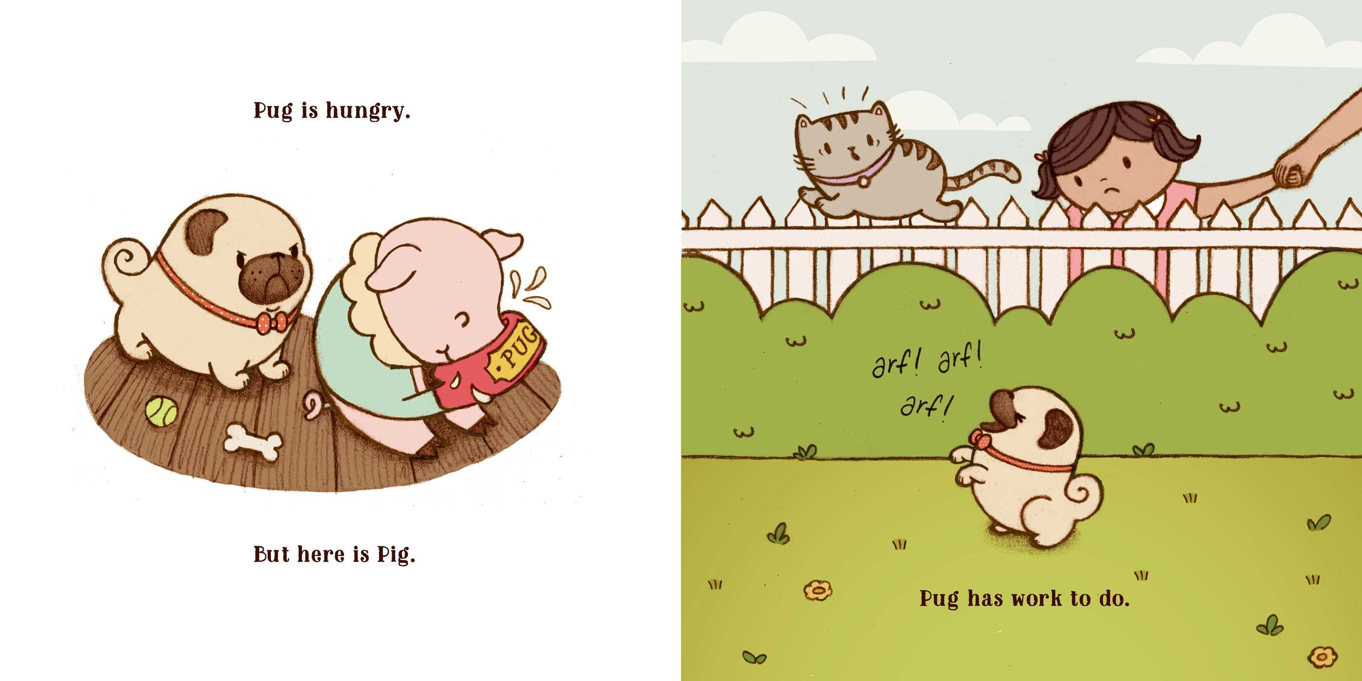 pug meets pig book by sue lowell gallion joyce wan official
