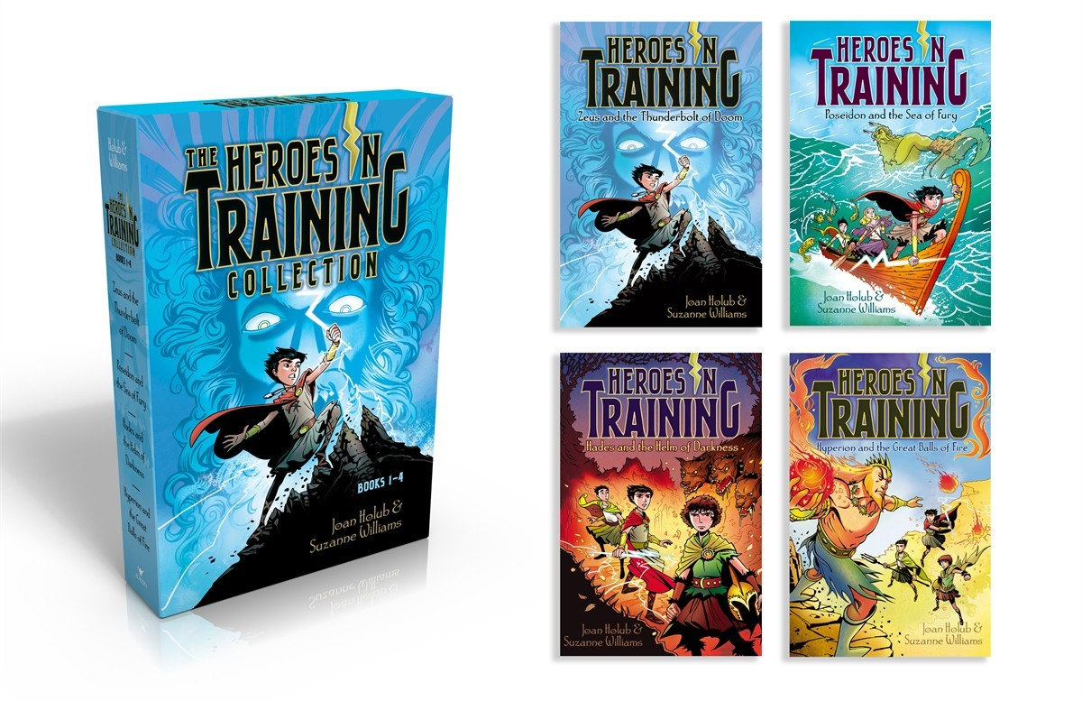 The heroes in training collection books 1 4 9781481422000.in01