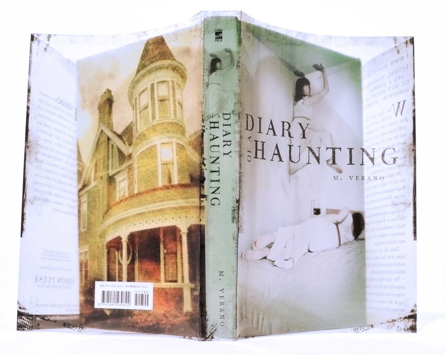 Diary of a haunting 9781481430692.in01