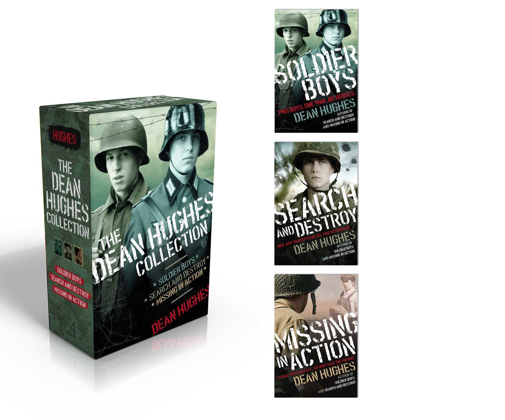 a response to soldier boys by dean hughes Check availability of soldier boys in library catalog soldier boys is about two soldier boys by dean hughes you can leave a response.