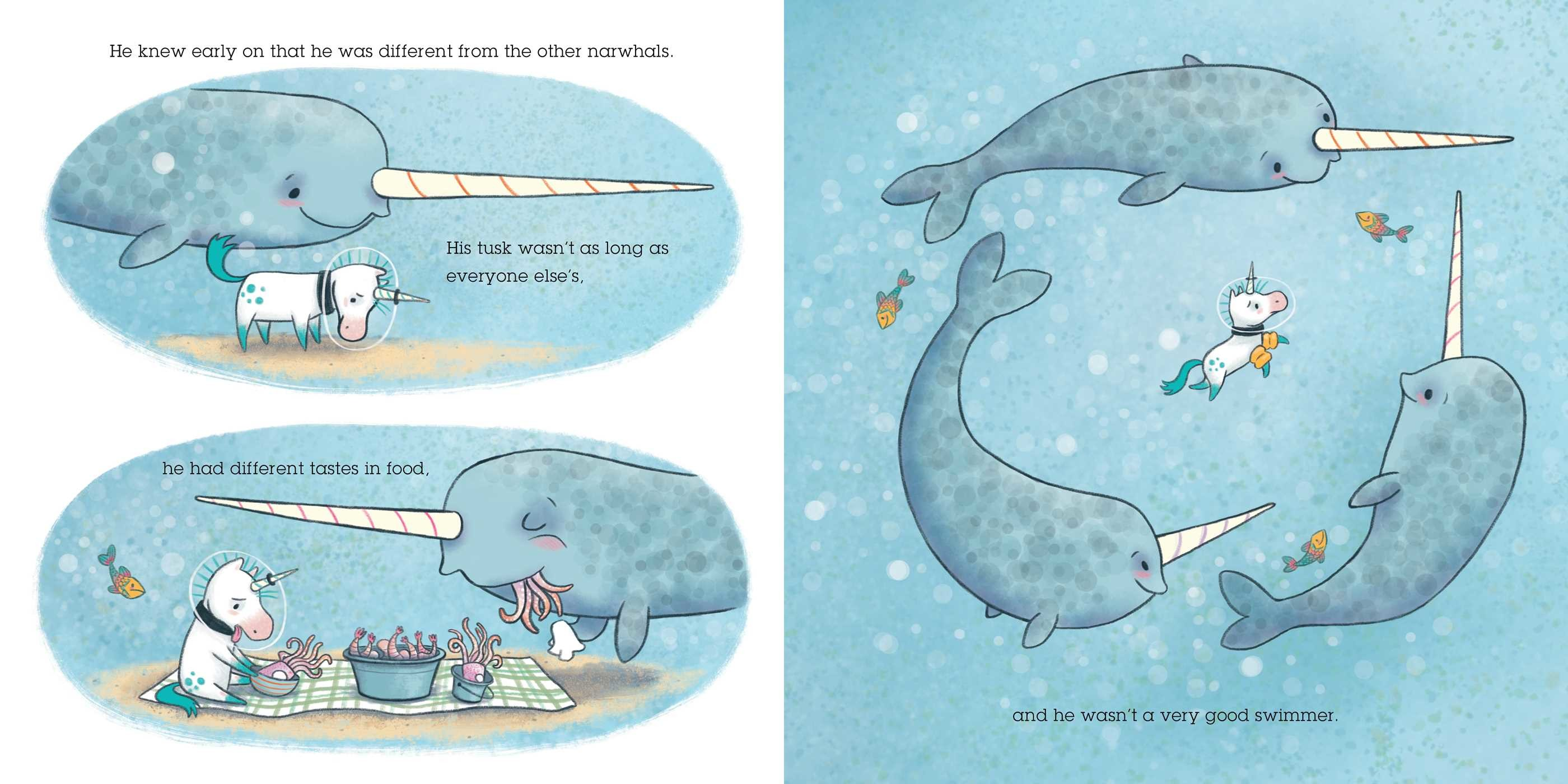 not quite narwhal book by jessie sima official publisher page