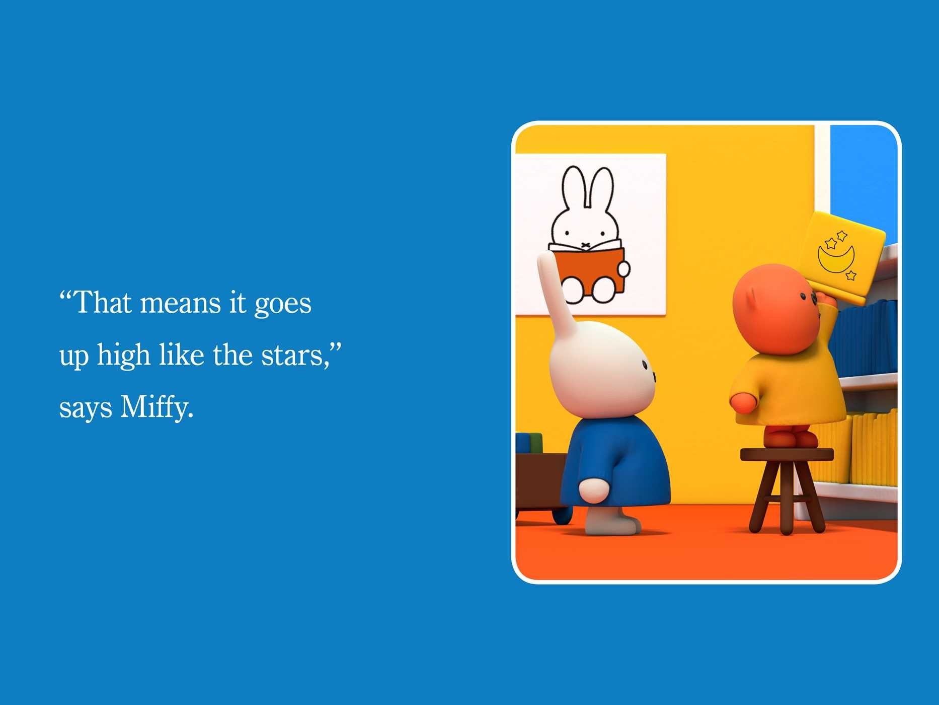 Miffy at the library 9781481469319.in06