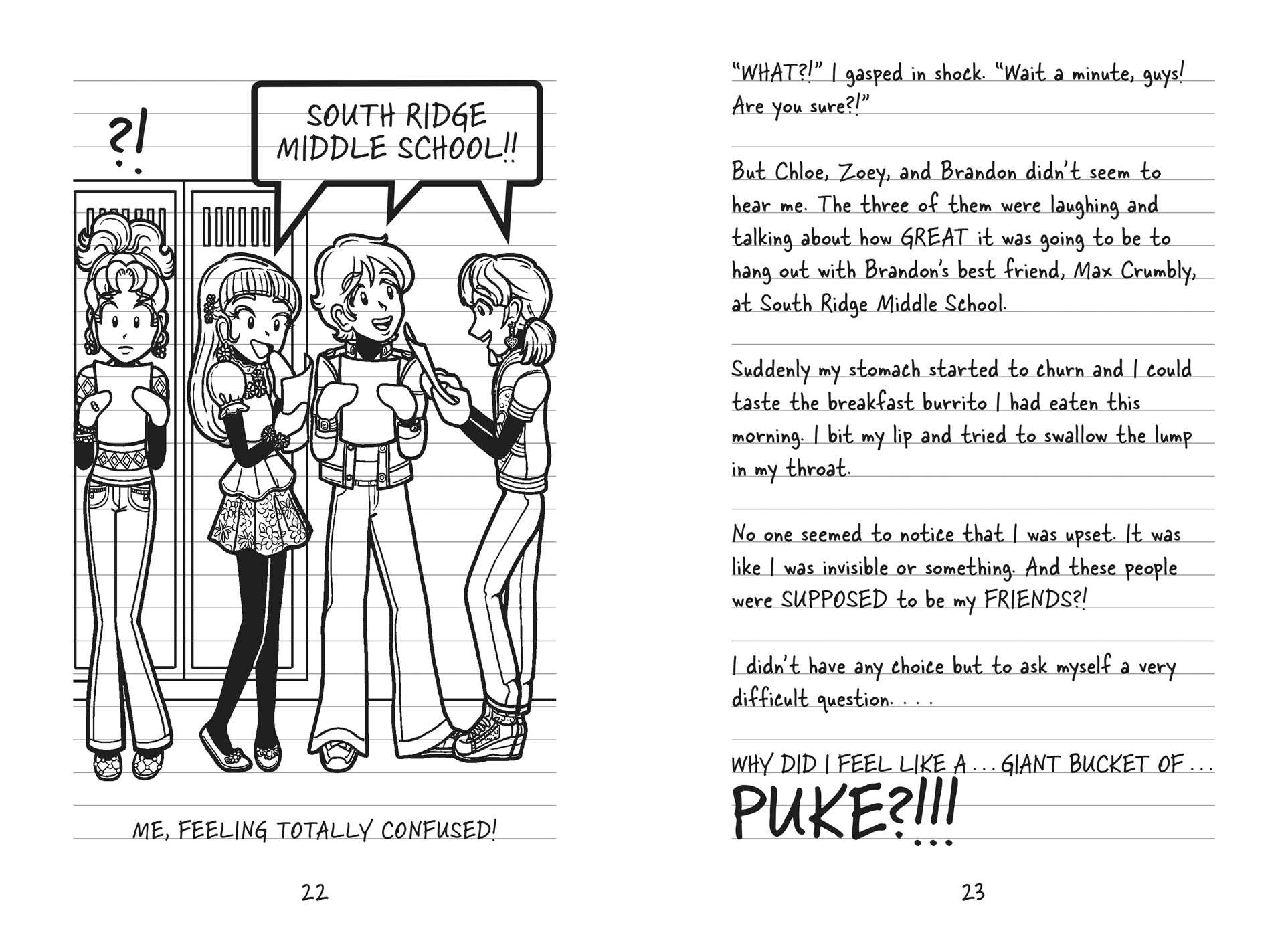dork diaries Dork diaries: tales from a not-so-popular party girl recipe for disaster: 4 parties add 2 friends and 1 crush divide by 1 mean girl out to ruin nikki.