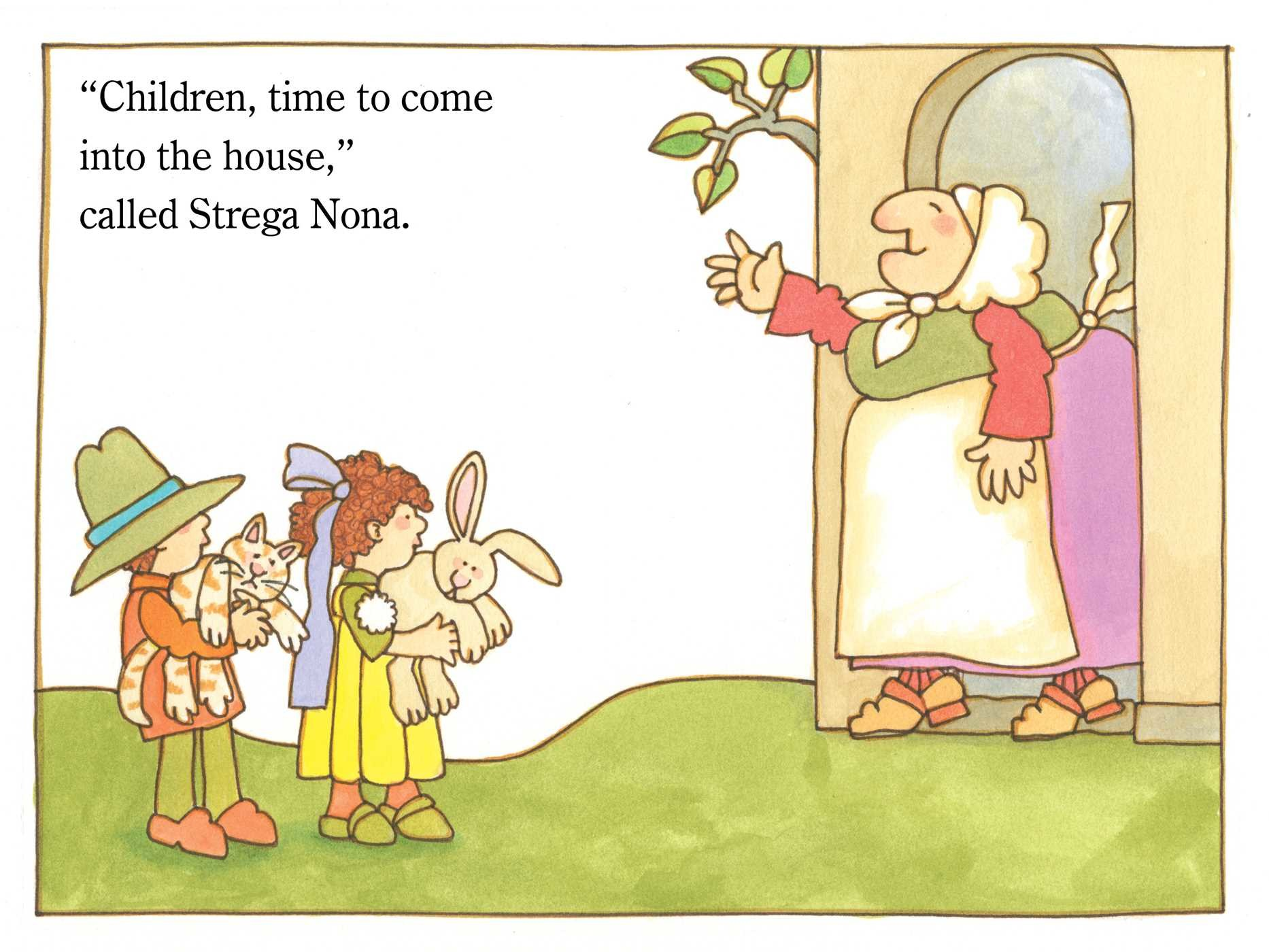 Strega nona and the twins 9781481481373.in06